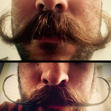 Tiger-Tiger Moustache Wax