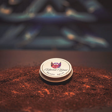 Coffee Infusion Beard Balm
