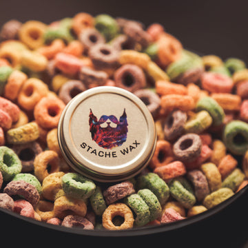 Fruit LoopZ Moustache Wax