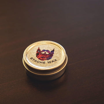 Neat (Unscented) Moustache Wax