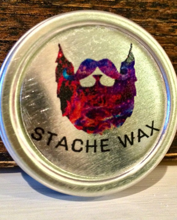Peppermint Citrus Moustache Wax