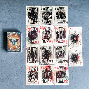 Storm Crow Playing Cards