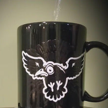 Load and play video in Gallery viewer, Storm Crow Heat Transfer Mug