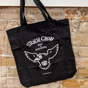 Storm Crow Tote Bag of Holding