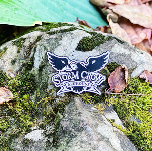 Storm Crow Collectible Pins