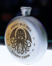 Load image into Gallery viewer, The Great Old One - Cthulhu Flask