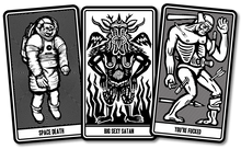 Load image into Gallery viewer, Oracle Tarot Deck by Arcane Bullshit