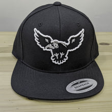 Load image into Gallery viewer, Storm Crow Snapback Hat
