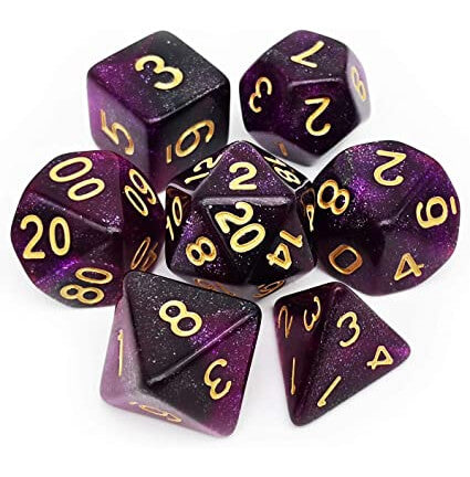 7-Piece Dice Pack