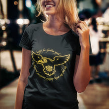 "Load image into Gallery viewer, Storm Crow ""LOTR"" Tee - Unisex Fit"