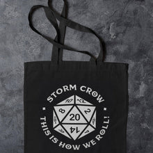 Load image into Gallery viewer, How We Roll - Tote Bag