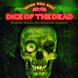 Dice of the Dead - 7pc Dice Pack