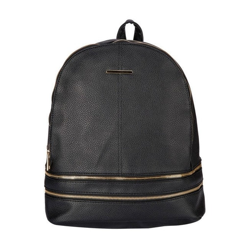 Backpack Women Leather Softback Bags Preppy