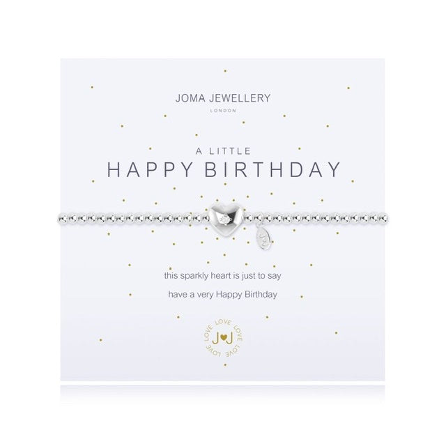 Joma - A Little Happy Birthday Bracelet