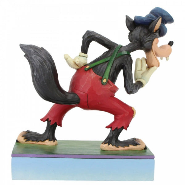 Disney Traditions - I'll Huff and I'll Puff! -Silly Symphony Big Bad Wolf