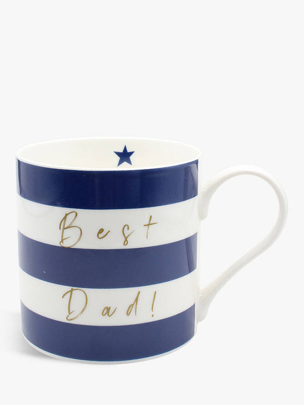 BELLY BUTTON DESIGNS - BEST DAD MUG