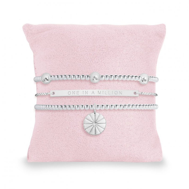 Joma Occasion Gift Box - Mum in a Million Bracelet set