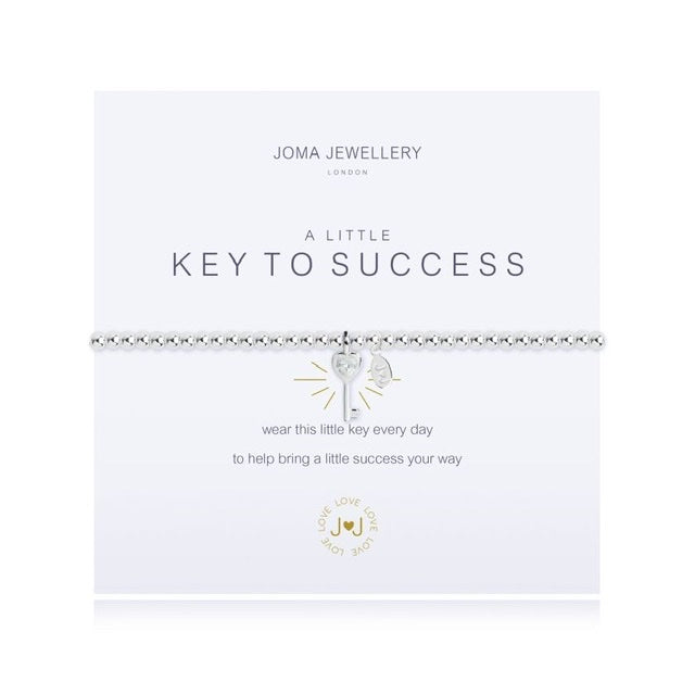 Joma - A Little Key to Success Bracelet