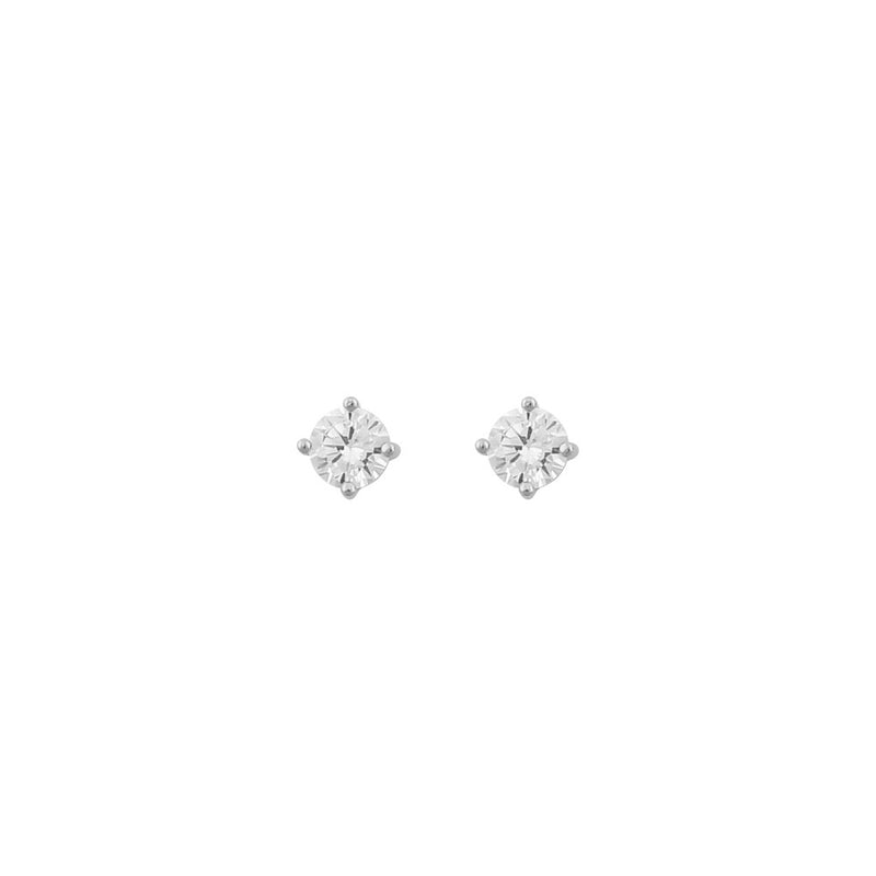 Sno of Sweden - Lynn Small Stud stone earring