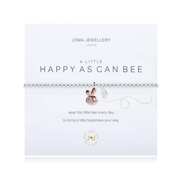Joma - A Little Happy as can Bee Bracelet