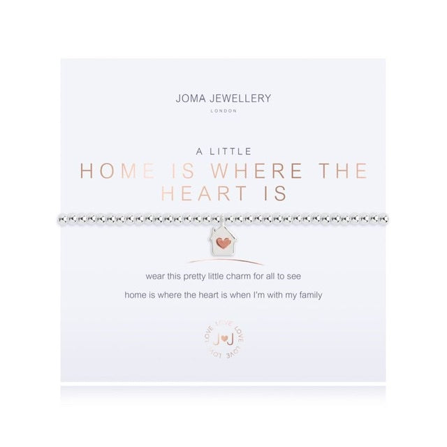 Joma - A Little Home is Where the Heart is Bracelet