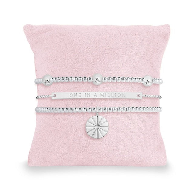 Joma Occasion Gift Box  - One in a Million Bracelet set