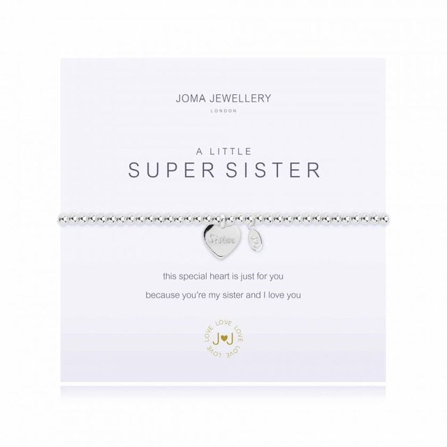 Joma - A Little Super Sister Bracelet