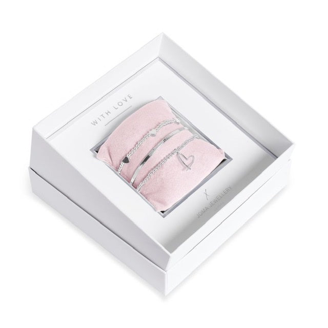Joma Occasion Gift Box - With Love Bracelet set