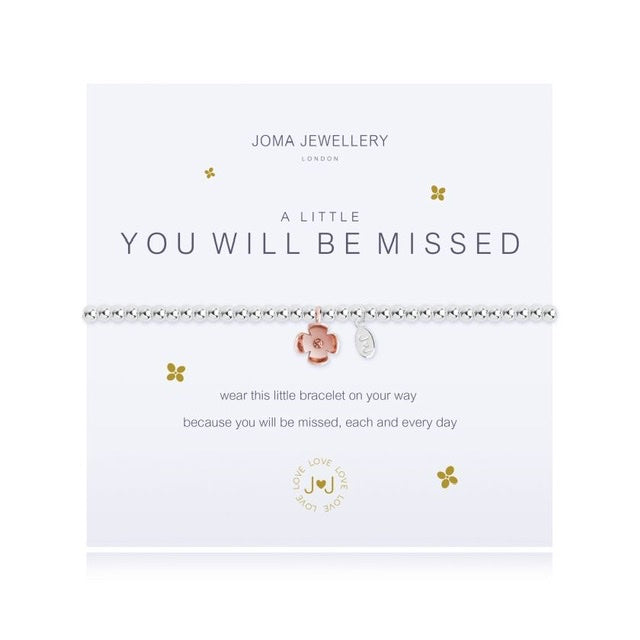 Joma - A Little You will be Missed Bracelet