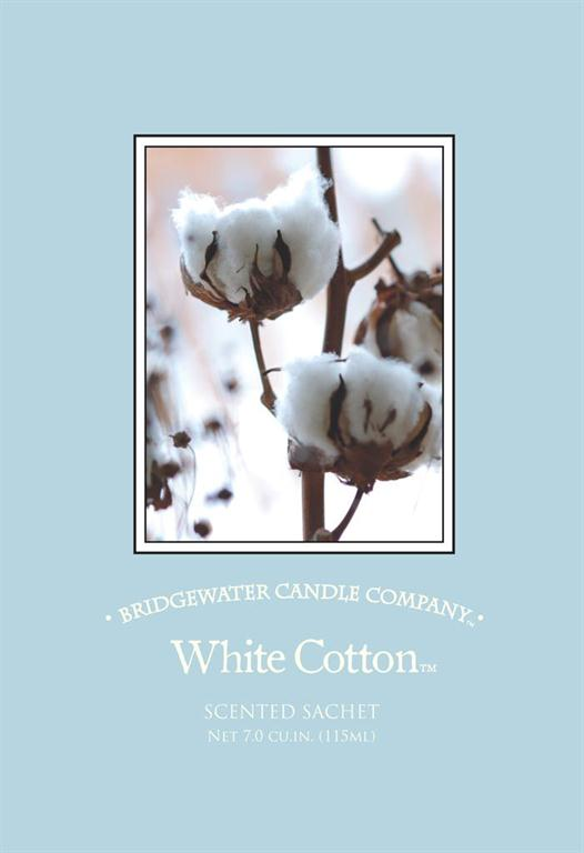 Bridgewater Candle Company Scented Sachet - White Cotton