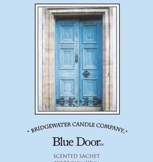 Bridgewater Candle Company Scented Sachet - Blue Door