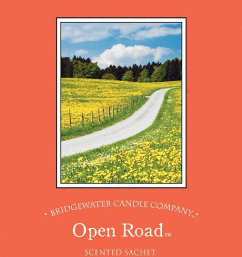 Bridgewater Candle Company Scented Sachet - Open Road