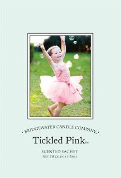 Bridgewater Candle Company Scented Sachet - Tickled Pink