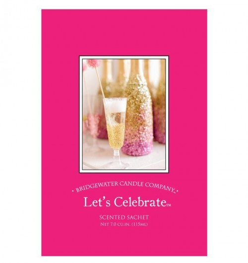 Bridgewater Candle Company Scented Sachet - Lets Celebrate