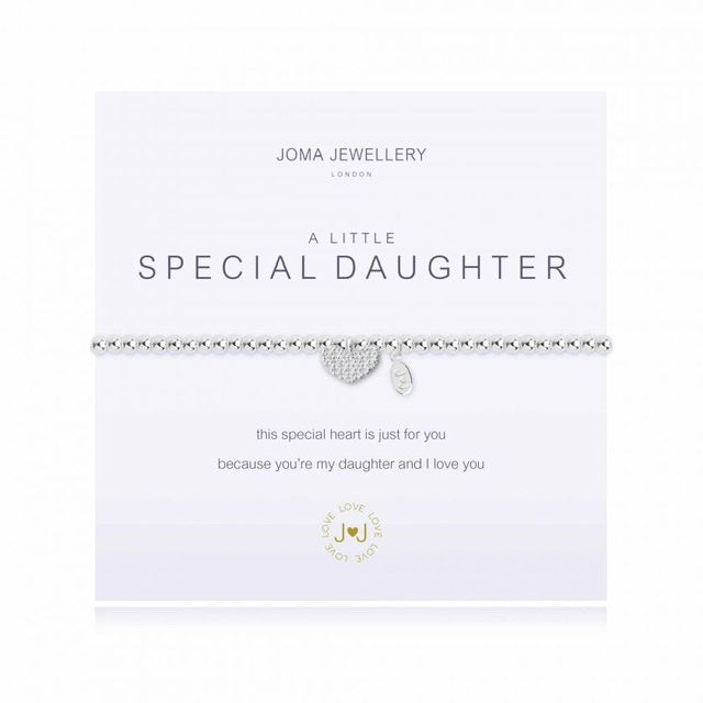 Joma - A Little Special Daughter Bracelet