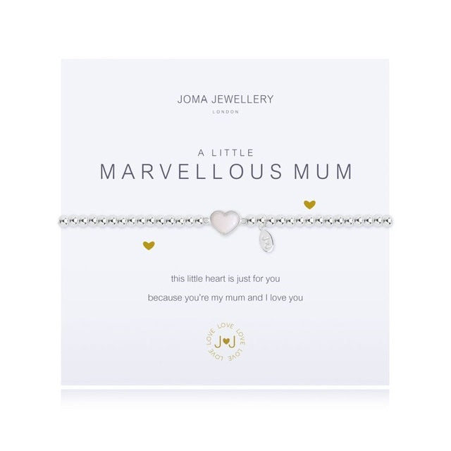Joma - A Little Marvellous Mum Bracelet