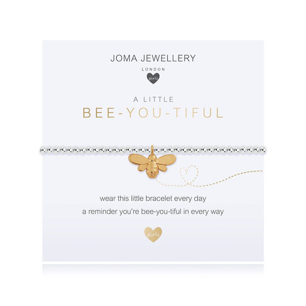 Joma Children's A Little Bee-You-Tiful Bracelet