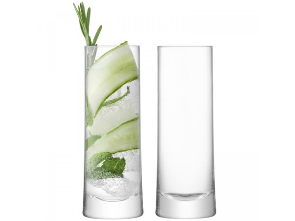 LSA International Gin Highball glass - 380mls - Set of 2