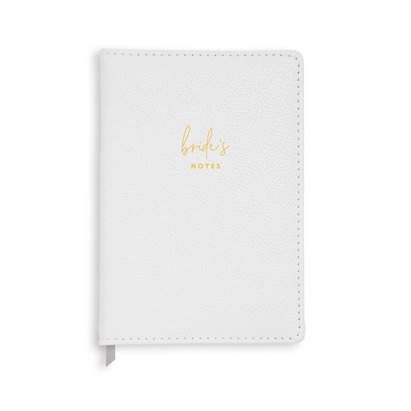 Katie Loxton Bride's Notes - A5 Notebook