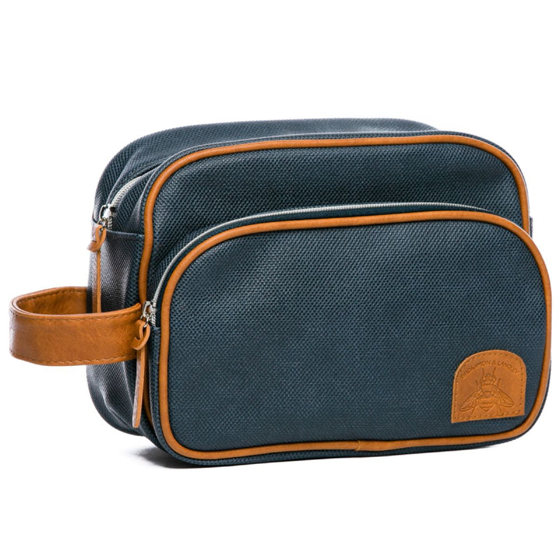 Brompton & Langley -Mens Ecology Travel Wash Bag