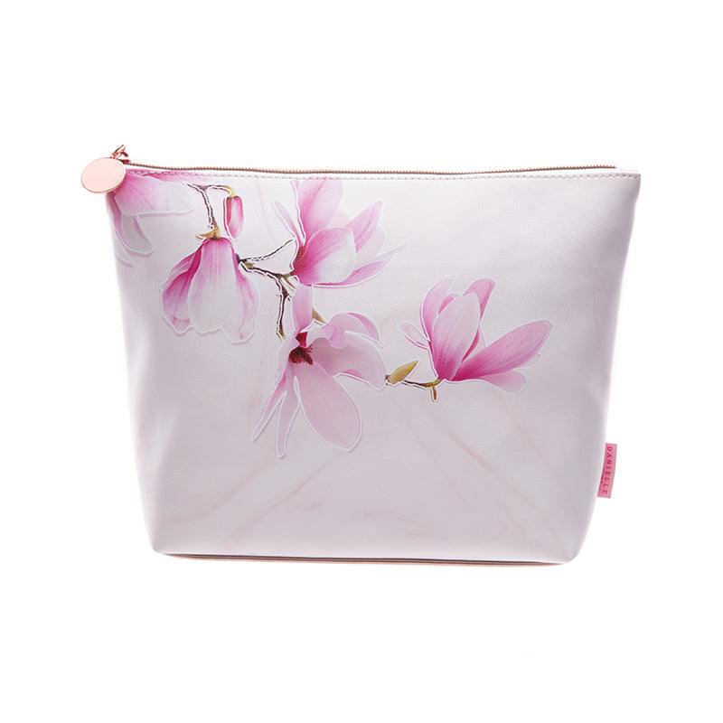 Danielle Creations - Marbled Magnolia Beauty Bag