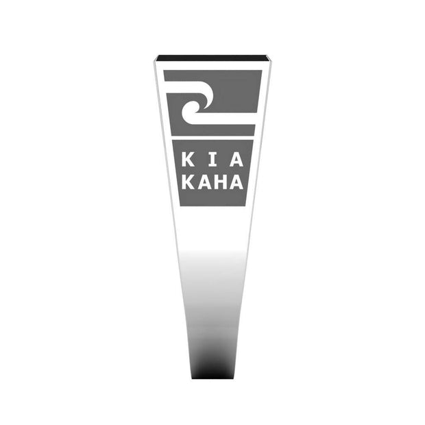 The Kia Kaha Koru Ring