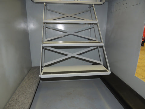 Metal Retractable Stairs