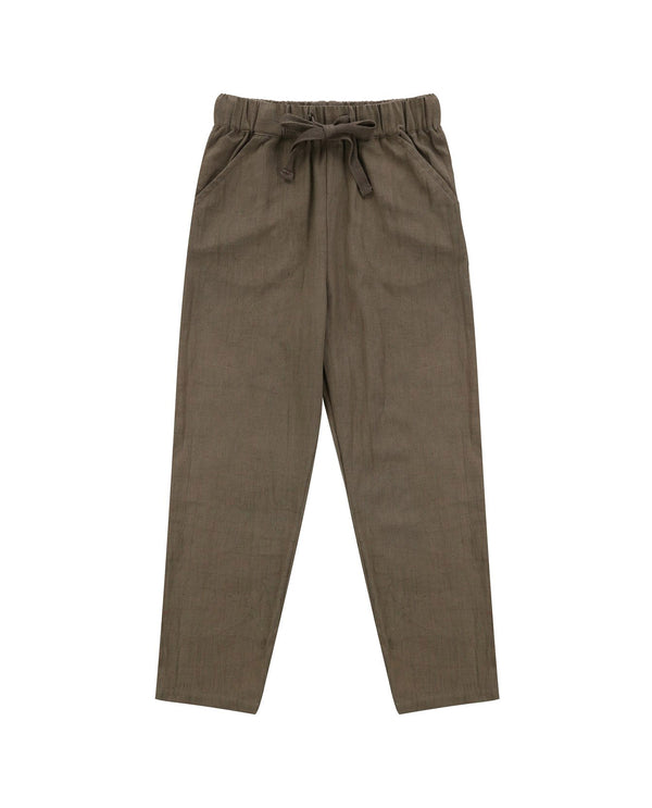 Tenby Trousers - cinder