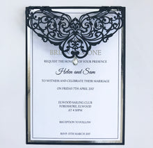 Load image into Gallery viewer, Melissa & Brian Invitation