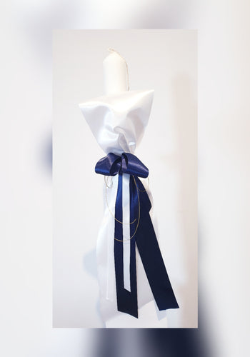 Ribbon Tie Orthodox Candle