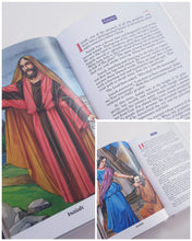 Load image into Gallery viewer, Personalised Children's Catholic Bible