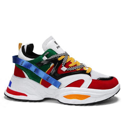 EAF Sneakers Chunky Wave - Multi Color