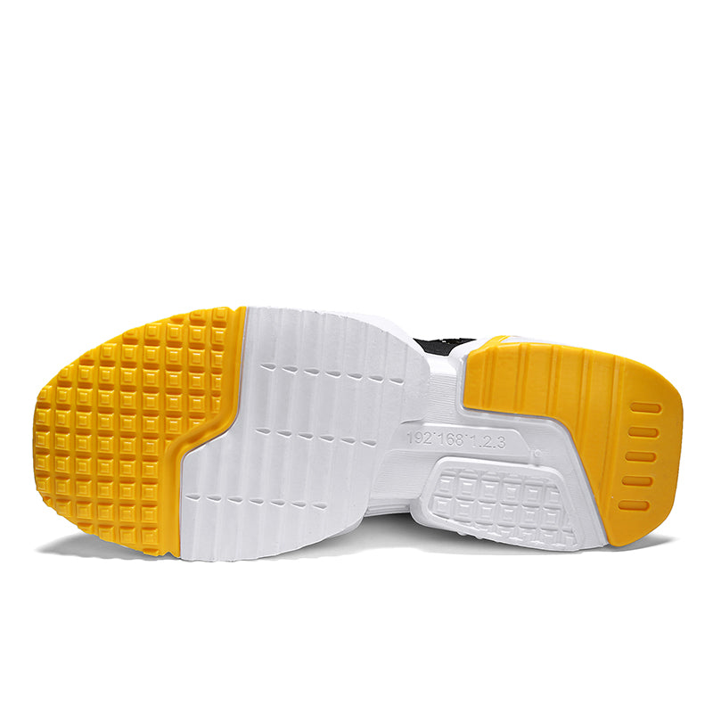 Pluto Sneakers - Goldenrod Yellow