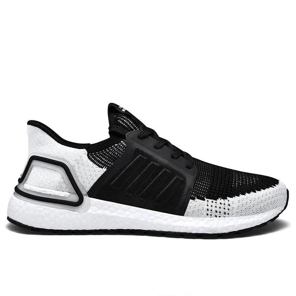 URBAN STRIPE Lightweight Mesh Sneakers